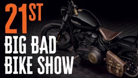 2018 Big Bad Bike Show