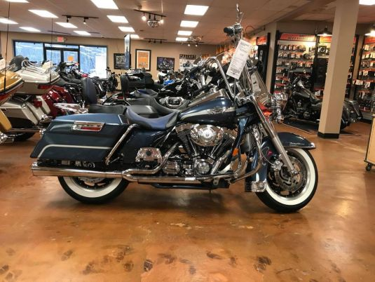 2003 Road King 100 Aniversary