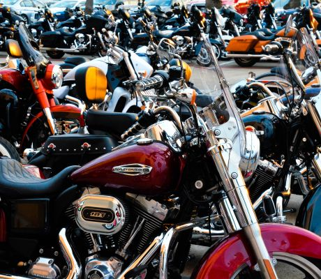 Pre Owned Motorcycles