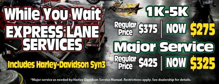 Express Lane Services!