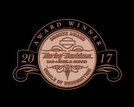 Local Harley-Davidson Dealership Recognized