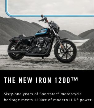 The NEW Iron 1200