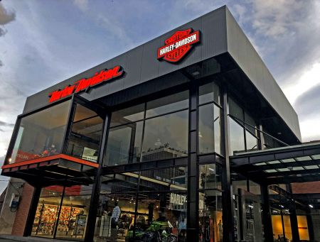 NEW HARLEY-DAVIDSON® DEALERSHIP OPENS IN BANDUNG