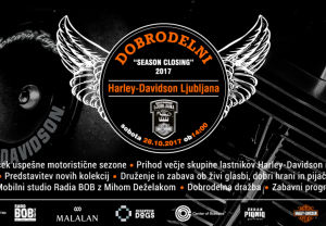 H-D Ljubljana Charity Season Closing 2017