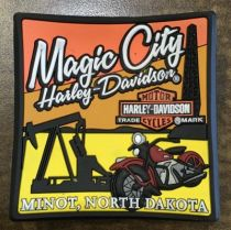 Magic City Mile Tile