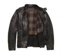 #1 Skull Slim Fit Leather Jacket