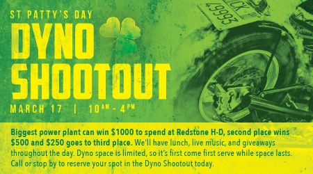 Dyno Shootout!
