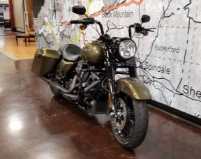 2018 Road King Special