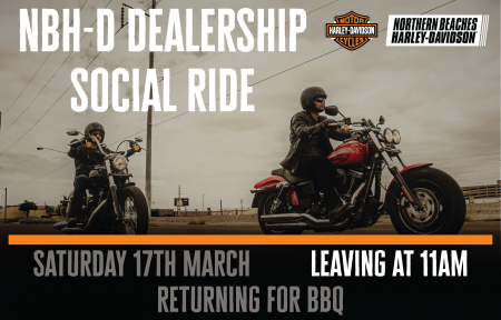 Dealership Social Ride