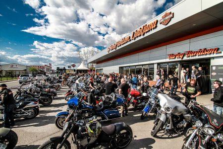 Harley-Davidson Ljubljana 1st Anniversary & Season Openning