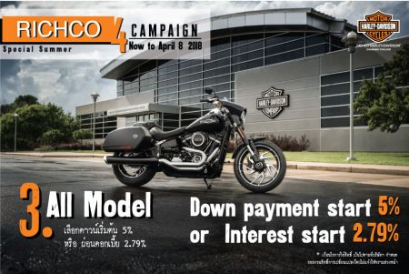 Richco 4 Campaign