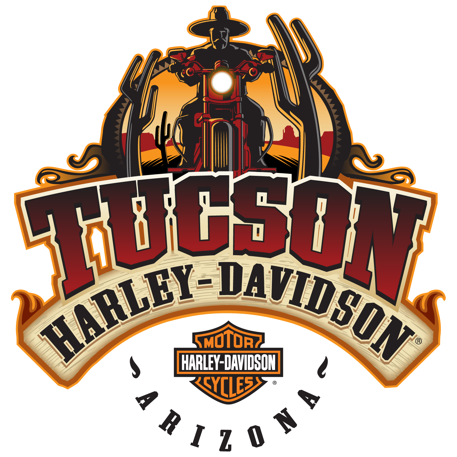 Harley-Davidson<sup>®</sup> Tucson