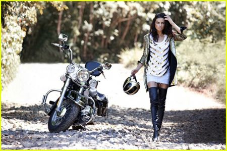 Harley-Davidson® Иркутск поздравляет всех ЛЕДИ С 8 МАРТА!