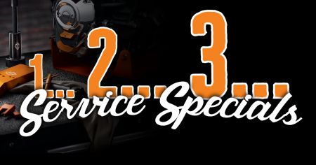 Sunshine Coast H-D® Service Specials