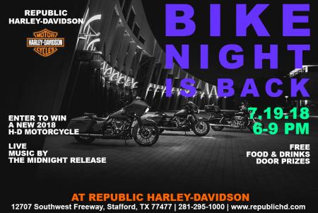 Bike Night!