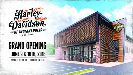 Harley-Davidson® of Indianapolis' Grand Opening Event