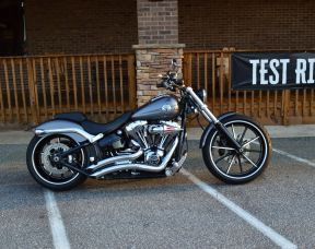 2015 FXSB Softail Breakout