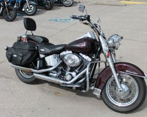2007 Harley-Davidson® Heritage Softail Classic FLSTC