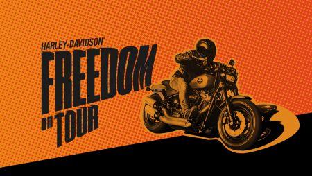 今週末は「FREEDOM ON TOUR 東京」です!!