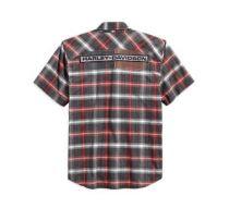 Plaid Short Sleeve košulja
