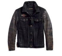 Traper jakna 1903 sa kožnim rukavima