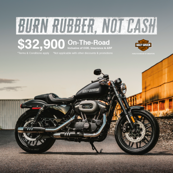 Burn Rubber, Not Cash