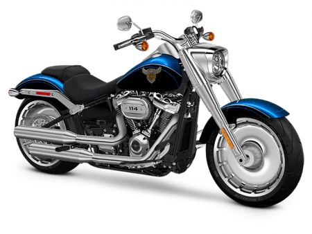 2018 HARLEY-DAVIDSON® FAT BOY 114™ 115th ANNIVERSARY EDITION