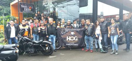 Motorcycle club bans mistresses from its events