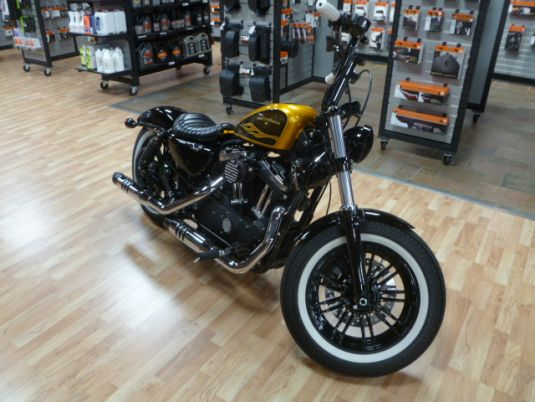 2016 Sporster Forty-Eight