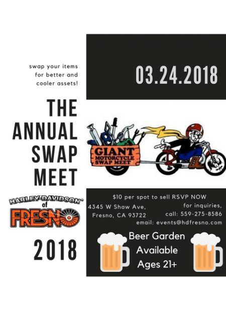 Annual Swap Meet
