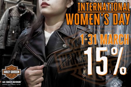 INTERNATIONAL WOMEN'S DAY#1-31 MARCH 2018
