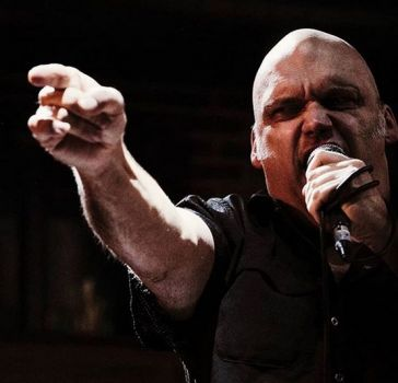BLAZE BAYLEY TOUR