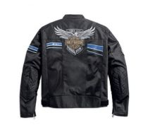 115TH ANNIVERSARY EAGLE CE-CERTIFIED MESH JACKET