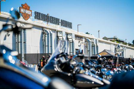 San Diego Harley Earned Prestigious Bar & Shield Award