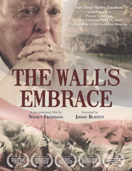 Private Screening of The Wall's Embrace