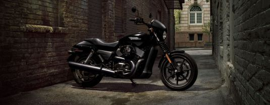 2018 Harley-Davidson Street<sup>®</sup> 750
