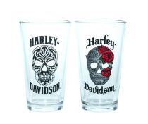 kull Pint Glass Set | Two Glasses