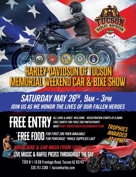 Memorial Weekend Car & Bike Show