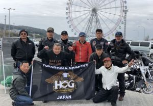 大阪モーターサイクルショー2018ツーリング 2018年3月18日(日)