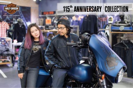 115th Anniversary Harley-Davidson® Collection