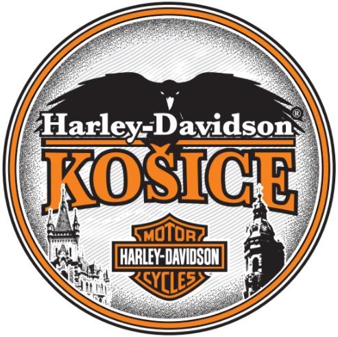 Harley-Davidson<sup>&reg;</sup> Košice