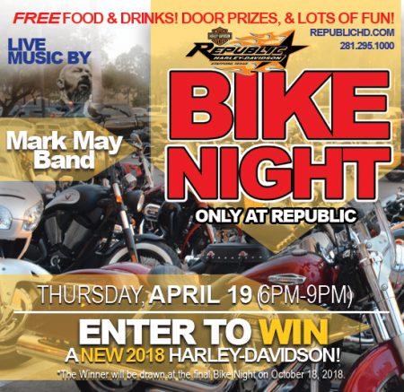 Bike Night!