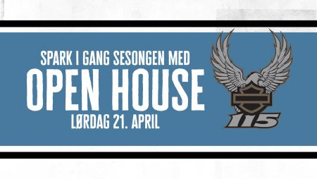 Open House 21. april