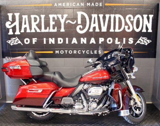 2018 Harley-Davidson® Ultra Limited