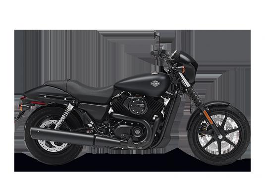 2017 Harley-Davidson<sup>®</sup>500