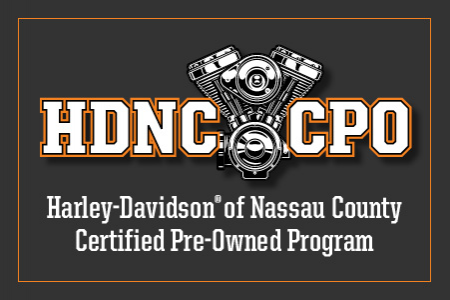 get the pre-owned harley-davidson of your dreams  we'll guarantee it!
