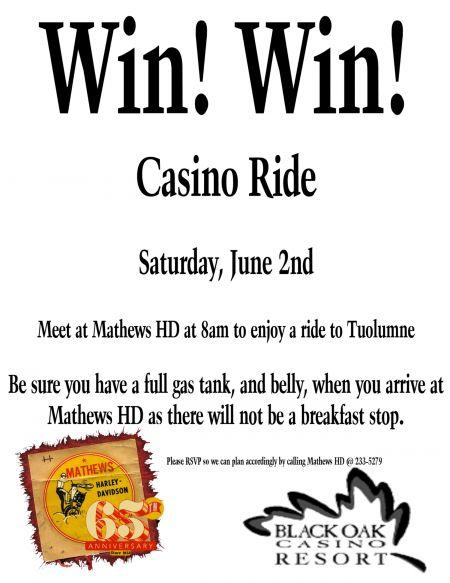 Win! Win! Casino Ride