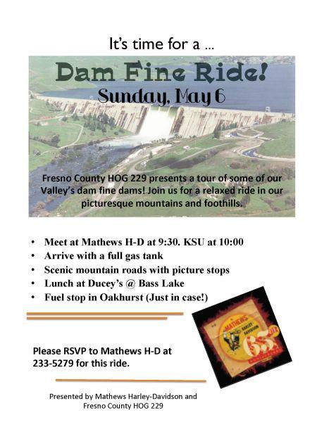 Dam Fine Ride