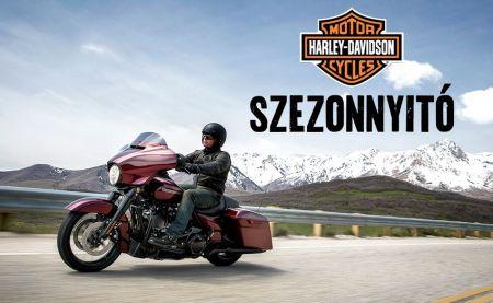 Harley-Davidson Szezonnyitó