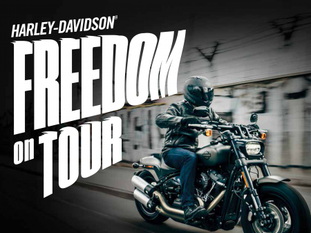 Freedom on Tour 2018
